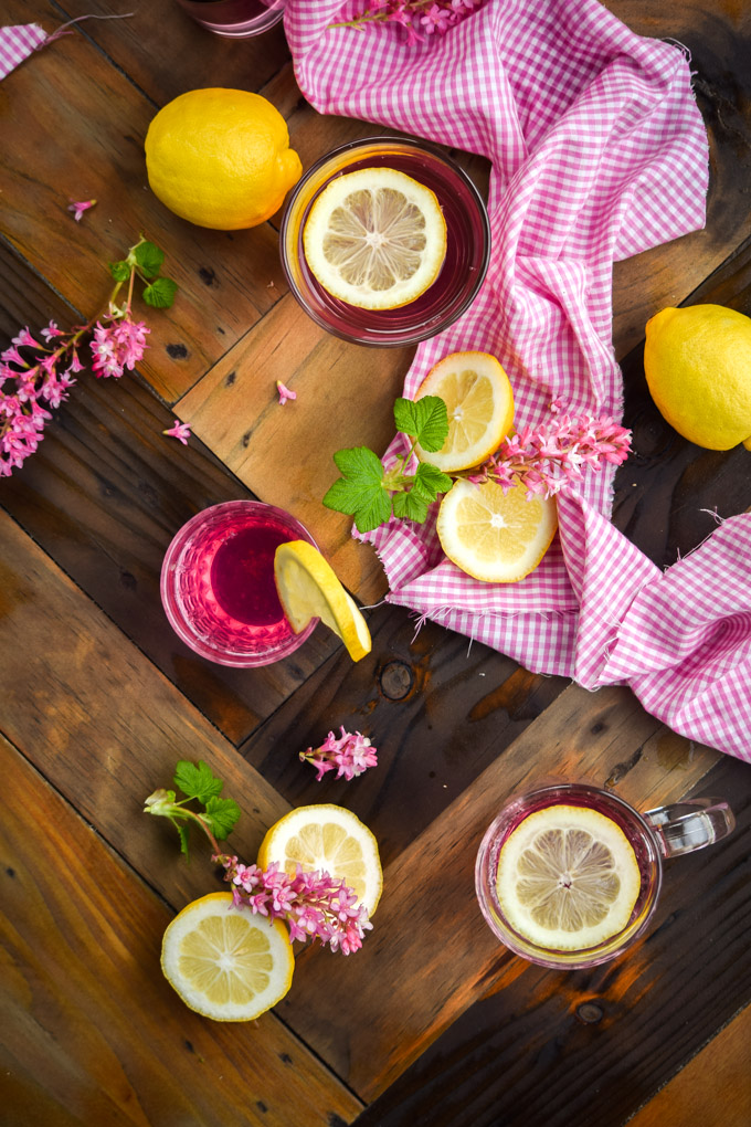 How to Make Naturally Pink Lemonade (4)