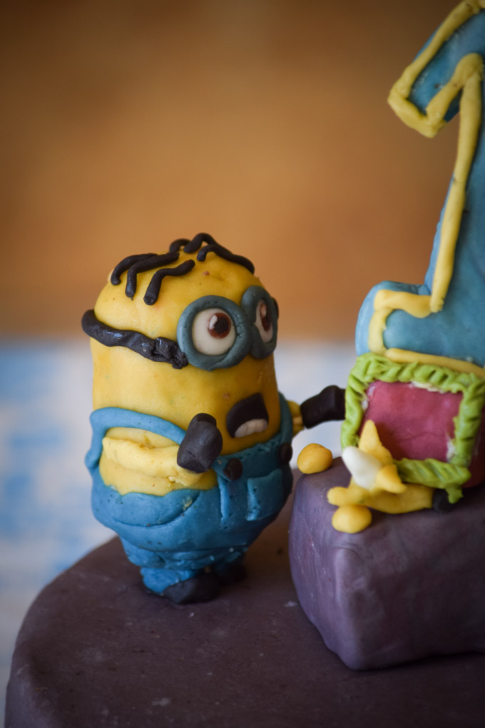 Ryder's First Birthday Minion Party (4)